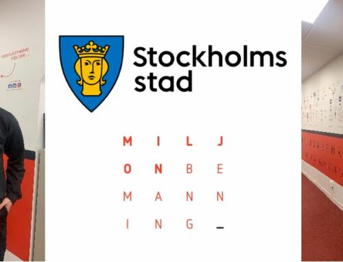 Samarbetet mellan Stockholmstads arbetsmarknadsförvaltning leder till jobb för nyanlända!